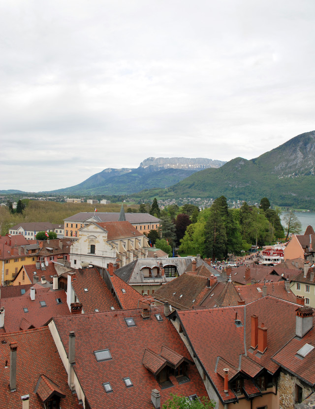 View from Chateau