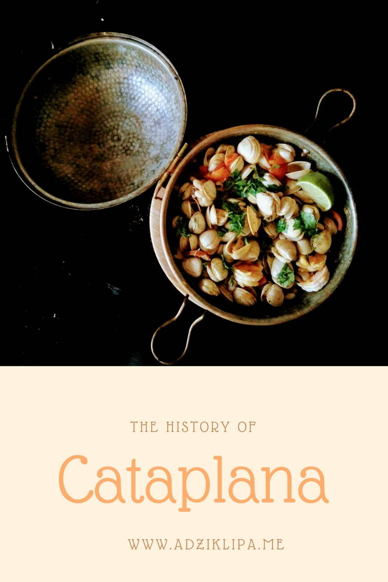 Ada Wanders/Włóczykijada. The history of cataplana